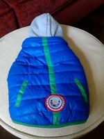"""""""Protect Me For Pets"""" Dog Coat (fits 8 to 10 lbs ) """"Brand new"""""""