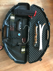Scorpion Outdoors Recurve Bow + Accessories