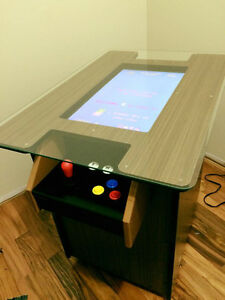 Arcade Cocktail table with Pinball and Pac-Man - Table arcade Yellowknife Northwest Territories image 8