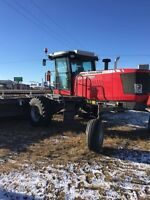 Massey Ferguson WR9740 Swather