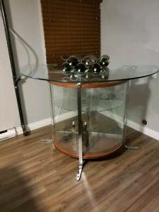Glass Bar for Sale