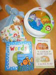 Baby Toys and Books