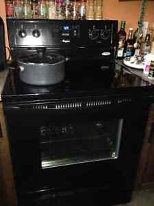 Whirlpool self clean Oven