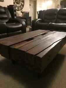 Custom homemade furniture