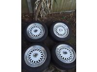 Lenso alloys alloy wheels vw golf seat Ibiza