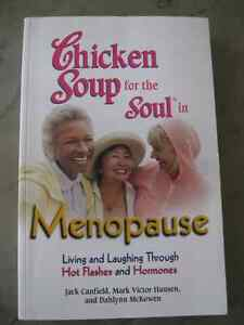 CHICKEN SOUP for the SOUL in MENOPAUSE!! LIKE NEW - GREAT GIFT