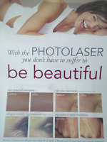 Photo laser and Laser IPL  Hair Removel Services
