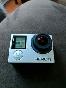 Go Pro Hero 4 black edition $300