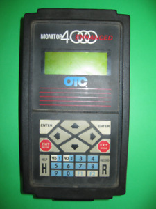 OTC Monitor 4000 Enhanced Diagnostic System scanner