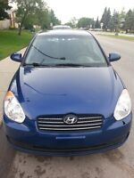 **Price Reduced** 2007 Hyundai Accent Coupe (2 door)