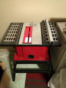 Portable Table Saw $75 (never used)