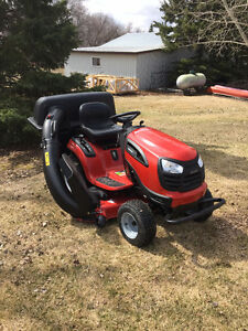 JONSERED Lawn tractors for sale
