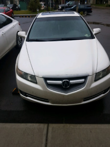 2008 Acura TL  low kms!