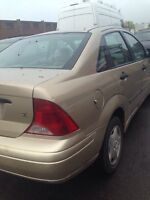 Ford focus 2002 automatique