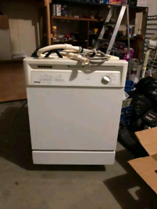 Dishwasher for 150$ in lloydminister and call on 13064070000