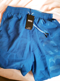 NEW Hugo Boss Shorts
