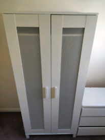Two-Door IKEA Wardrobes in great condition (2 of them - 10 pounds each