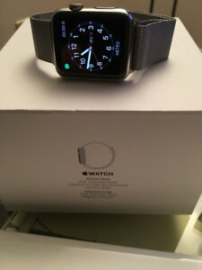 Apple Watch 42 mm Stainless steel chrome