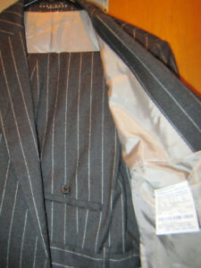 Hugo Boss Suit Rossellini / Movie Made In USA