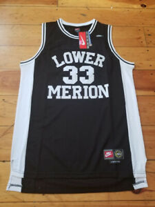 ab2fb08be0c Kobe Bryant High School Lower Merion Jersey- Medium- New Tags!