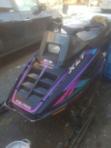 1996 polaris indy xlt special  600 full part out