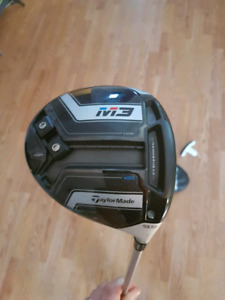 2018 Taylormade M3 460 right handed  Mint shape used twice