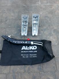 Al-co Side Lift Jack