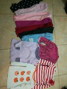 Winter/Fall LOT 3T with Halloween shirt - brands