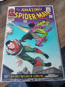 HIGH GRADE SILVER AGE AMAZING SPIDER-MAN COMIC COLLECTION, KEYS