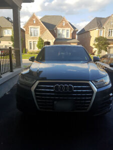 Lease takeover for 14 months!Audi Q7