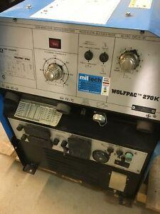 Soudeuse Air liquide a essence wolfpac 270K kohler 20hp Saguenay Saguenay-Lac-Saint-Jean image 1