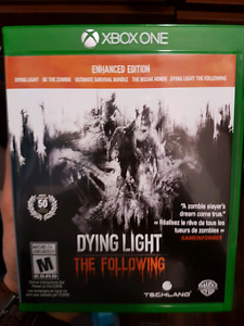 TRADING Dying Light enhanced edition > Uncharted Collection ps4