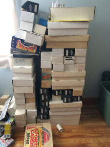 Massive Card Collection For Sale -Sports, Hockey, Baseball, More