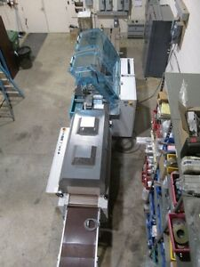 Fully Automatic Flexo 500 Shrink Wrap System with Shrink Tunnel