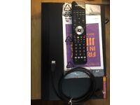Humax FreeSat+ box Foxsat HDR 320GB