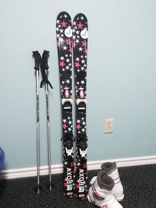 Youth Skis, boots & poles for Sale