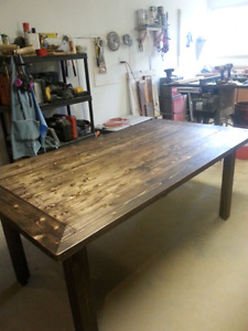 Perfectly Imperfect Custom Rustic Woodwork