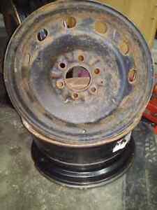 Roue acier F150 2004-2008