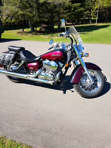 2004 Honda Shadow Areo 750