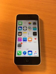 iPhone 5c - 16GB - White