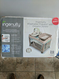Ingenuity Washable Playard with Dream Center