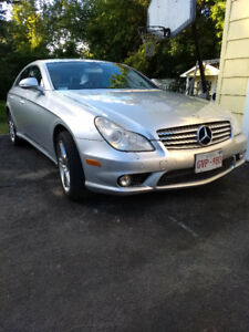 2006 Mercedes AMG CLS 500 Never seen winter, only 167K! Amazing!