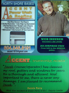 Rooof De Moss & treatment......Gutters.....Power Washing.... North Shore Greater Vancouver Area image 7