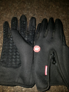 NICE QUALITY! LADIES BIKE OR MOTORCYCLE GLOVES SIZE SMALL