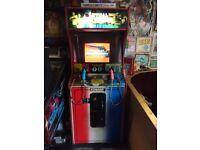 Arcade machine lethal enforcers