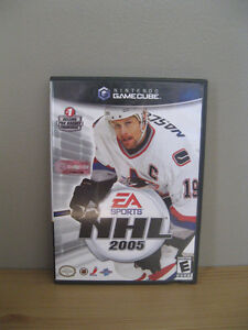 NHL 2005 pour Nintendo Game-Cube