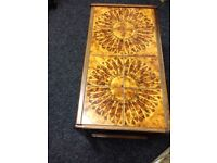 Retro coffee table free delivery