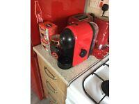 Lavazza coffee pods machine