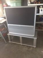 TV And Stand ,FREE