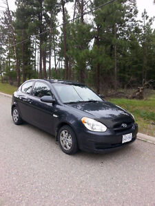 2008 Hyundai Accent Hatchback - Great Condition - Save $ on Gas